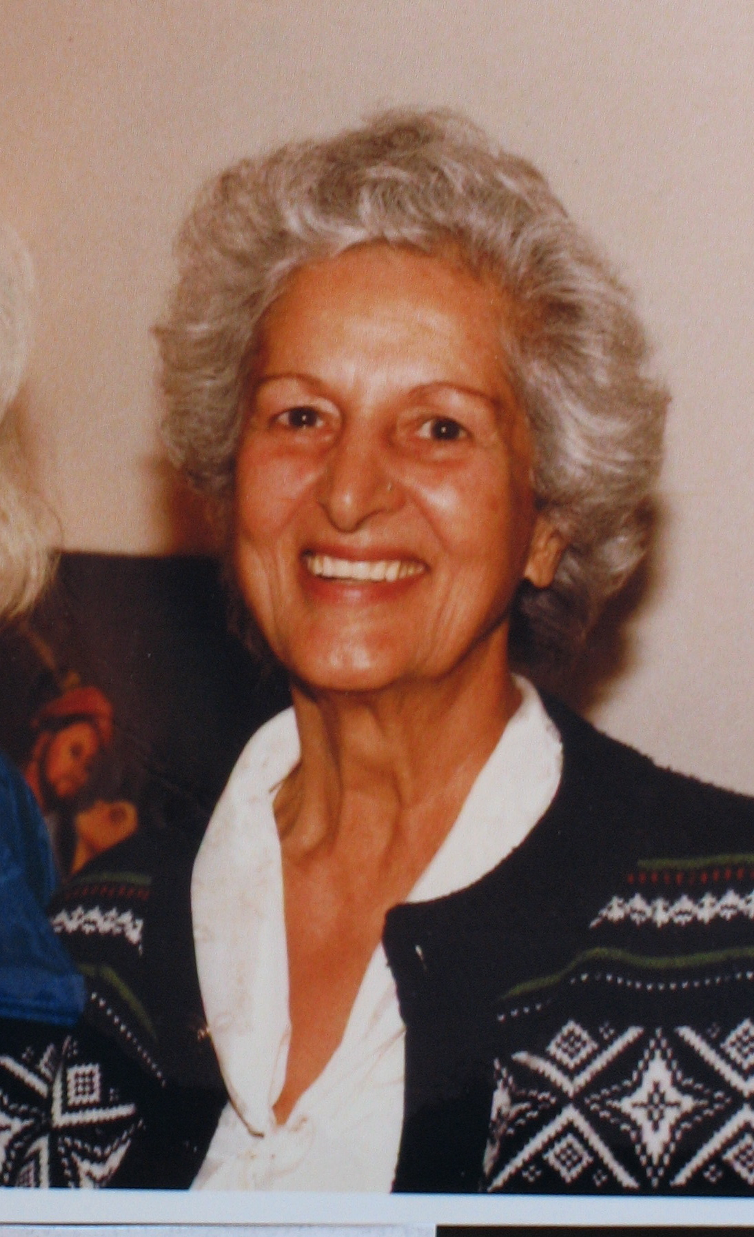Photo of Kar Dhillon in the 1960's.